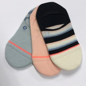 Stance Accessories - Stance 3PK No Show Socks